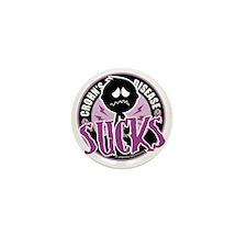 Crohns-Disease-Sucks Mini Button