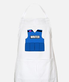 writerbutton Apron