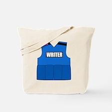 writerbutton Tote Bag