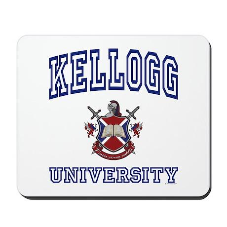 KELLOGG University Mousepad