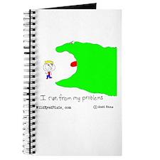 Wild Eyed Pixie - MyProblems Journal