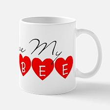 I LOVE MY SEABEE Mug