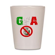 GFA-nade Shot Glass