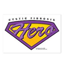 CF-SuperHero Postcards (Package of 8)