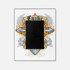 Cystic-Fibrosis-Cross--Heart Picture Frame