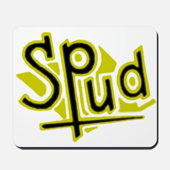 Spud Mousepad