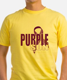 Cystic-Fibrosis-Purple-for-Son-blk T