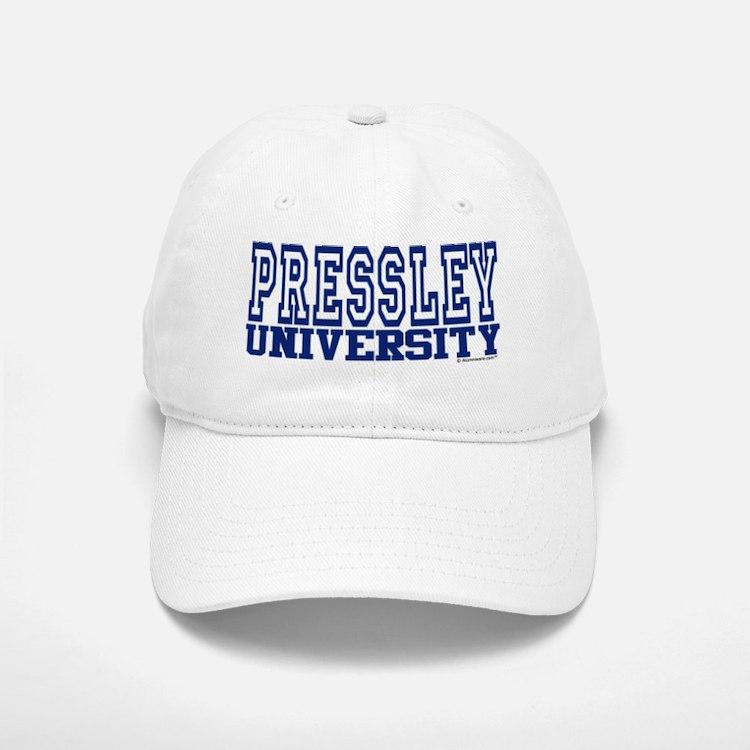 PRESSLEY University Baseball Baseball Cap