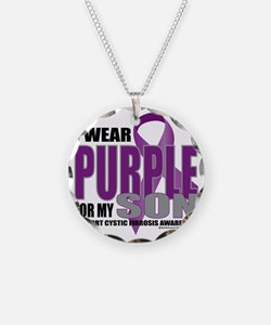 Cystic-Fibrosis-Purple-for-S Necklace