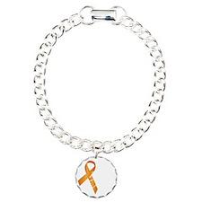 Leukemia-Ribbon-Hope-blk Bracelet