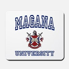 MAGANA University Mousepad