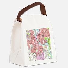 Cute Ia Canvas Lunch Bag