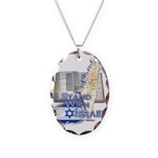 Israel I STAND WITH Necklace