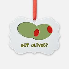Got olives Ornament