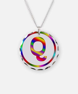 2-Q Necklace