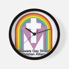 bignewlogo Wall Clock