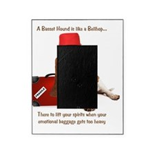 Basset Hound Bellhop Picture Frame
