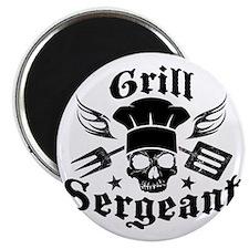 GrillSergent Magnet