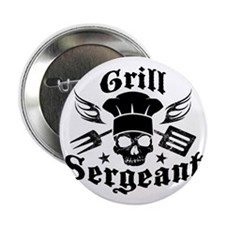 """GrillSergent 2.25"""" Button"""