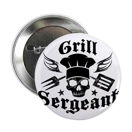 "GrillSergent 2.25"" Button"