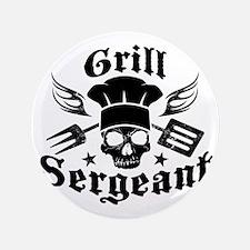 """GrillSergent 3.5"""" Button"""