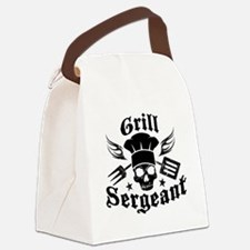 GrillSergent Canvas Lunch Bag