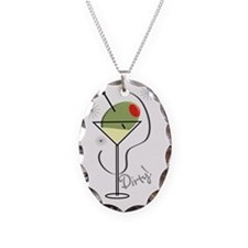 Dirty Martini Necklace