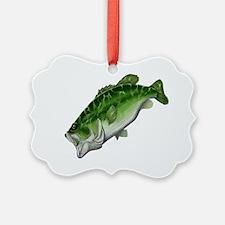 LargeMouth Bass Ornament