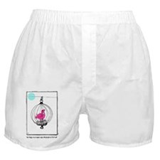 2-caged 3 Boxer Shorts