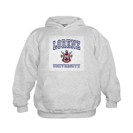 LORENZ University Kids Hoodie