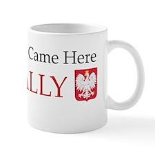 Polish Ancestors Legal Mug