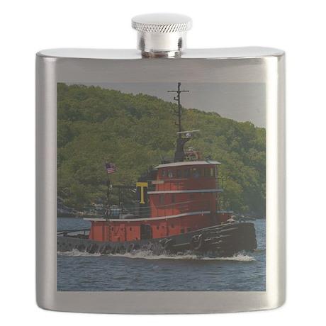 (2) sub tug Flask