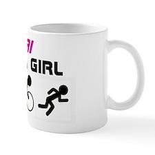 tri girl Mug