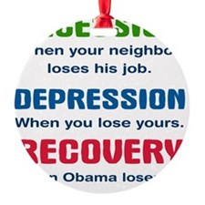 recession3 Ornament