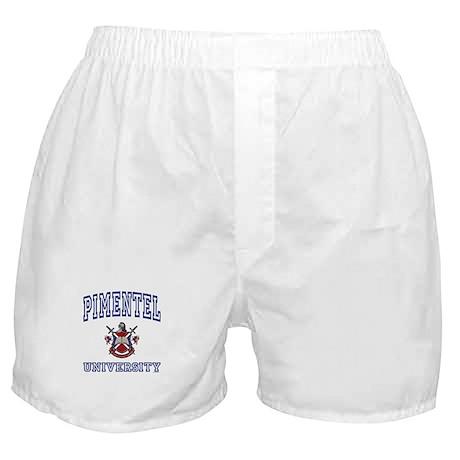 PIMENTEL University Boxer Shorts
