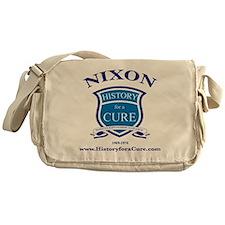 Richaed NIXON 37 TRUMAN dark shirt Messenger Bag
