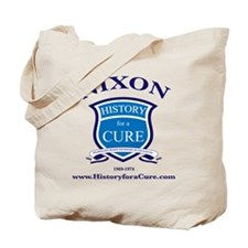 Richaed NIXON 37 TRUMAN dark shirt Tote Bag