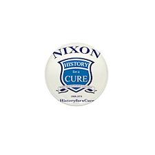 Richaed NIXON 37 TRUMAN dark shirt Mini Button