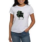 Herne Celtic Women's T-Shirt - White