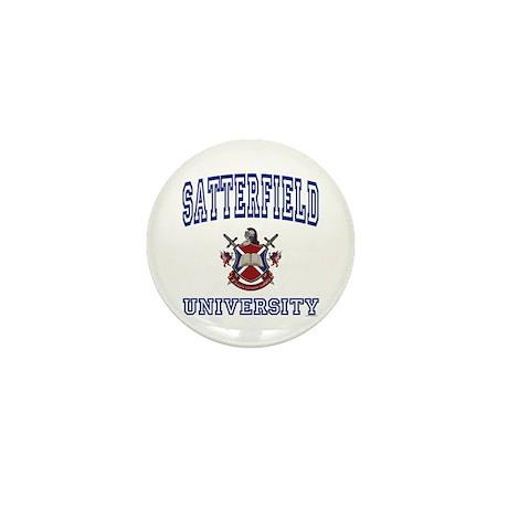 SATTERFIELD University Mini Button