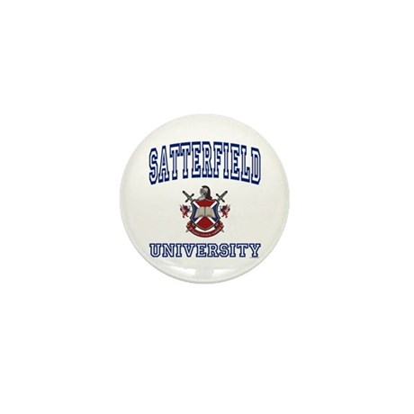 SATTERFIELD University Mini Button (100 pack)