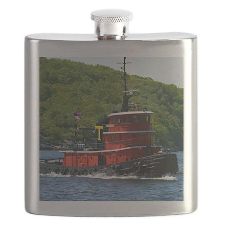 (12) sub tug Flask