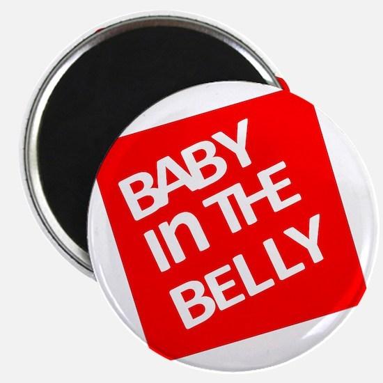 babyinthebellytest Magnet