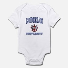 COUGHLIN University Infant Bodysuit
