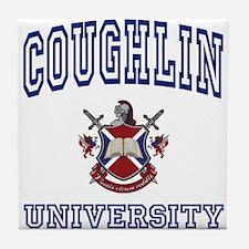 COUGHLIN University Tile Coaster