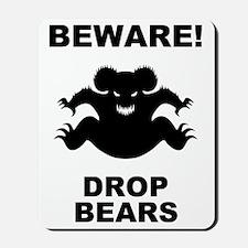 drop-bear-LTT Mousepad