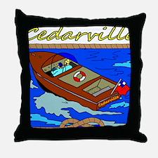 TheIslandLife Throw Pillow