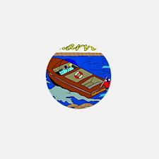 TheIslandLife Mini Button