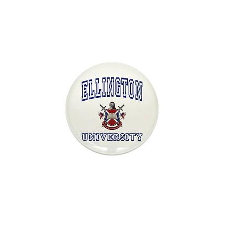 ELLINGTON University Mini Button