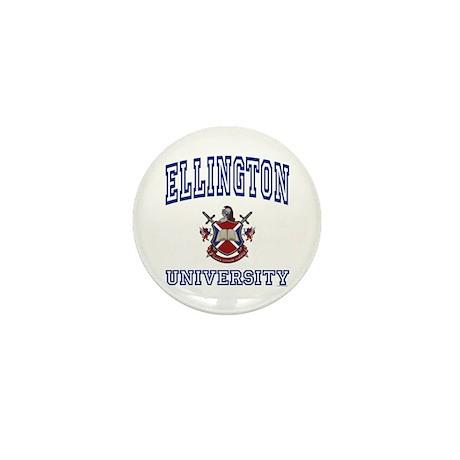 ELLINGTON University Mini Button (10 pack)